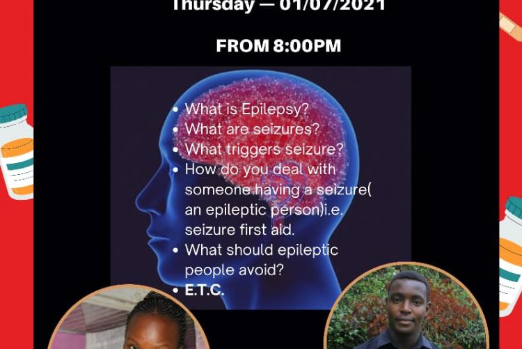Session on Epilepsy and ways to to Manage it