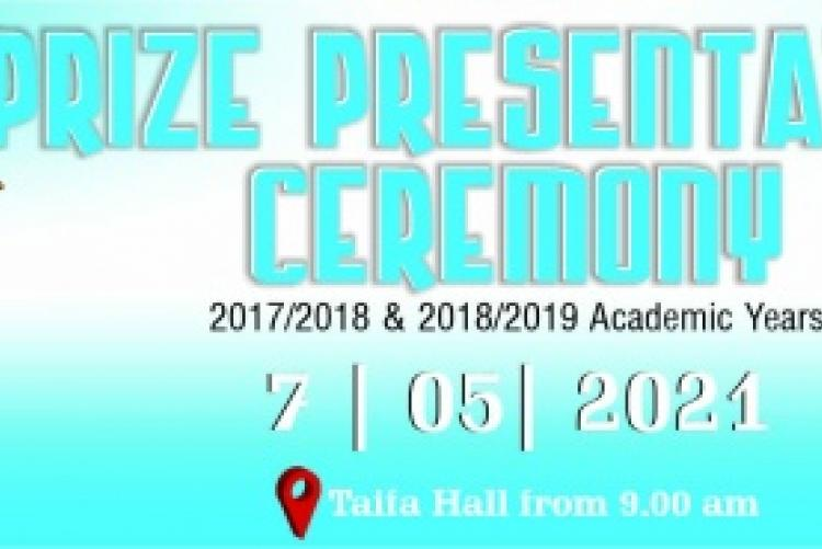 Prize Giving Day