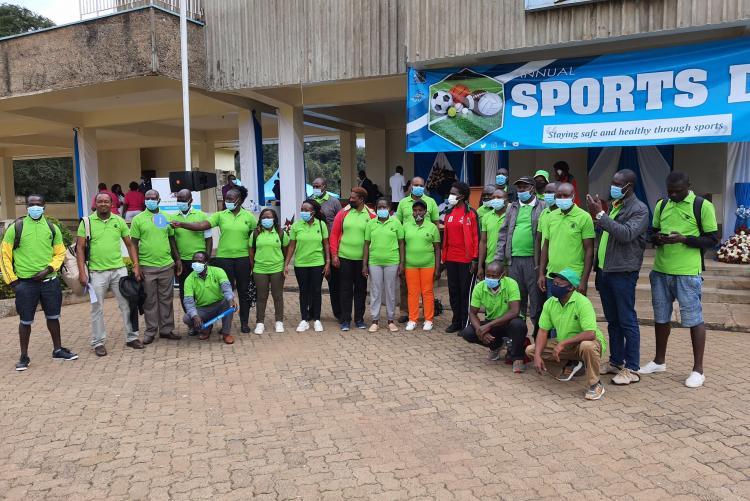 Sports Day Team