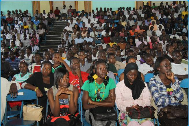 Freshers Admitted To The University Of Nairobi Uon For